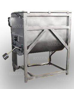 Tozlu Ürün Karıstırma Makinası